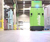 DB Schenker implementa la carretilla elevadora autónoma en sus almacenes