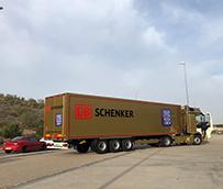 DB Schenker apuesta por Zaragoza como uno hub logístico clave