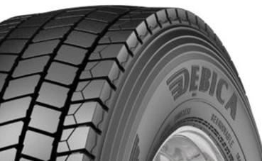 Nueva gama de neumáticos Debica de Goodyear para camión