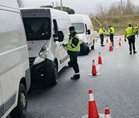 La DGT intensifica la vigilancia a furgonetas