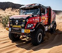 MKR contará con el Renault Trucks C híbrido en el Dakar 2020