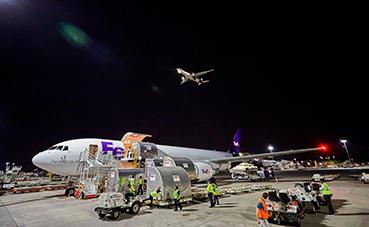 FedEx Express anuncia importantes inversiones durante Choose France