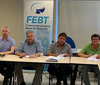 La FEBT firma el convenio colectivo del transporte discrecional