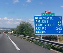 Fomento informa de sus gestiones ante el bloqueo en la frontera con Francia
