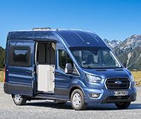 Ford presenta la nueva Big Nugget, su próximo vehículo camperizado