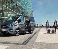 """Ford revela un futuro """"electrizante"""" para su gama de comerciales"""