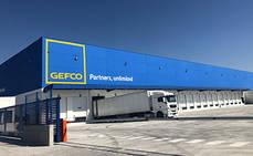 Gefco abre un nuevo centro de transporte terrestre en Pinto