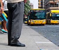 Guaguas gana 825.000 viajeros en el primer trimestre del año