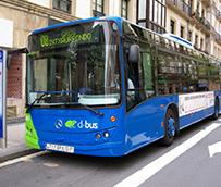 La utilización de autobuses Dbus aumenta en el primer semestre