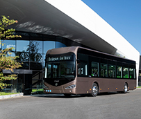 La nueva generación del Irizar ie bus llega al mercado