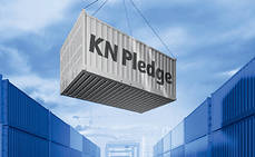 Kuehne+Nagel lanza KN Pledge, solución marítima 'online' de envíos contenedores
