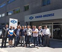 Knorr-Bremse Ibérica y Grupo Fortrans formarán a conductores