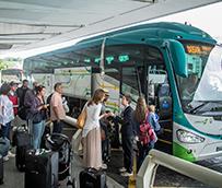 Lurraldebus alcanza el máximo histórico de 25 millones de viajes en 2018