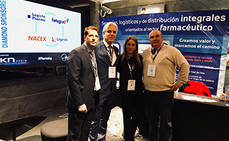 Pharmalog contó con la presencia de Nacex en su 18ª edición