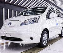A cuatro meses de cerrar el año, la Nissan e-NV200 supera su récord de 2018