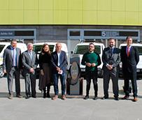 Nissan entrega 18 furgonetas e-NV200 al Ayuntamiento de Vila-real
