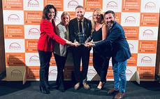 Nacex, reconocida como 'Empresa Líder en Transporte Urgente'