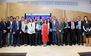 Los premios CEL reconocen la distribución urbana sostenible CityLogin