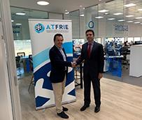 Qualipharma y Atfrie ofrecerán una apertura de negocio integral