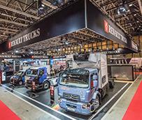 Renault Trucks en la 15ª edición de Solutrans: productividad y conectividad