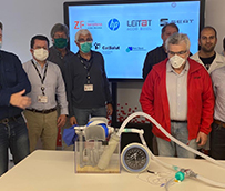 El Consorci y Leitat impulsan un hub de impresión 3D para la producción de respiradores