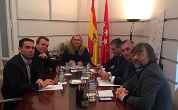 SLT traslada a la Administración madrileña los problemas clave del transporte público