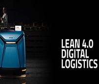 TMHE presenta el concepto 'Lean 4.0' en Hannover Messe 2020
