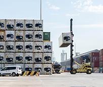 El tráfico de Valenciaport refleja la ralentización de la economía