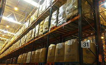 Transfesa cederá el uso de almacenes al Banco madrileño de Alimentos