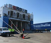 Se realiza en Valencia el primer transporte europeo intermodal eCMR