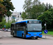 VDL entrega buses eléctricos y diésel a Pohjolan Liikenne