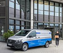 Inicio de ventas de la eVito: la furgoneta eléctrica de Mercedes-Benz
