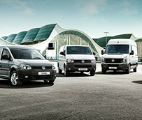 Volkswagen Comerciales cierra su mejor año en España