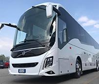 El Volvo 9900 llega a Italia, un autobús turístico y rediseñado