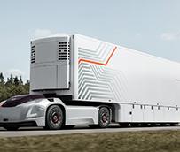 Volvo crea un área de negocio para transporte autónomo