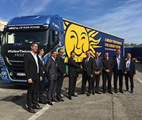 Waberer's contará con camiones de gas natural en su flota