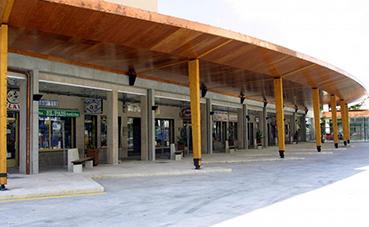 La Xunta comienza las obras de mejora en la estación de Ginzo de Limia