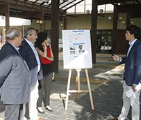 La Xunta invertirá en la renovación de la estación de buses de Monforte