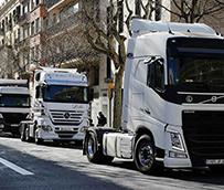 Los transportistas catalanes rechazan la nueva ZBE