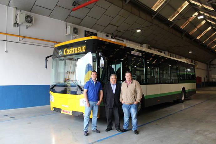 La empresa Herederos de José Castillo adquiere un New City del Grupo Castrosua