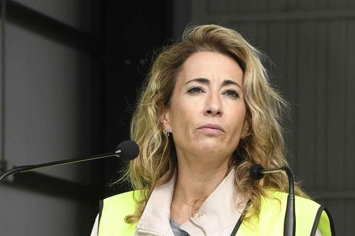 Raquel Sánchez ratifica el compromiso de España con la descarbonización y la sostenibilidad del transporte