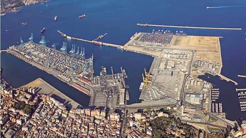 El puerto de algeciras arranca el curso comercial en per nexotrans - Puerto de algeciras hoy ...