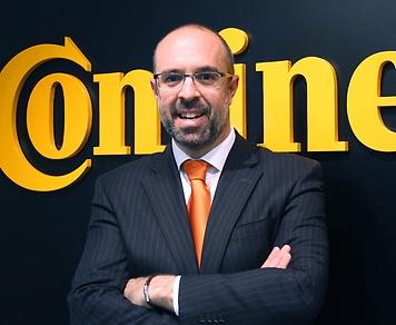 Daniel Camacho,director de Ventas y Marketing de Camión de Continental