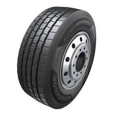 Imagen de los nuevos neumáticos de invierno Hankook