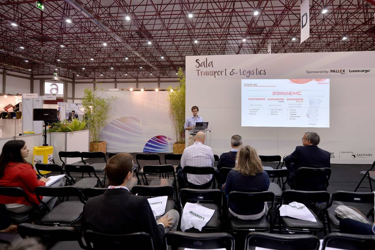 WRH Global Ibérica presente en la feria Empack & Logistics