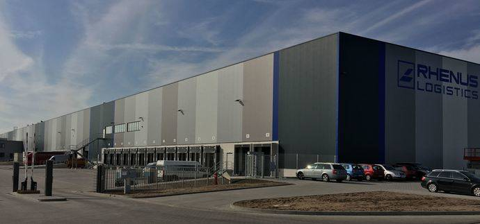 Rhenus Warehousing Solutions amplía su capacidad de almacenaje