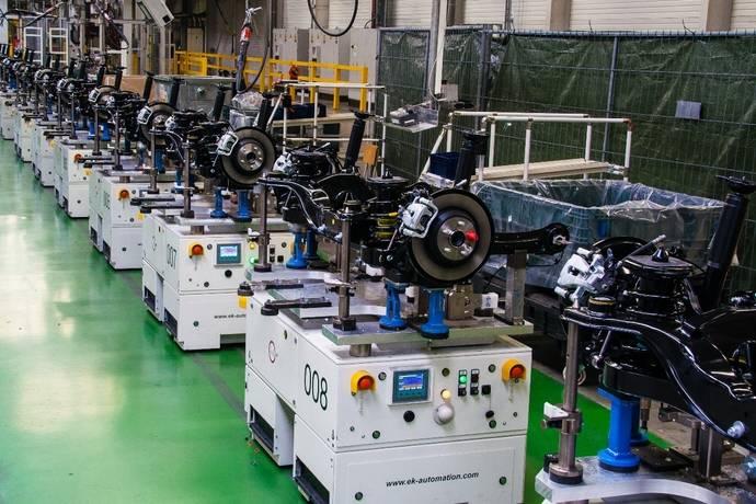 El Grupo Rhenus adquiere la compañía Ferrostaal Automotive