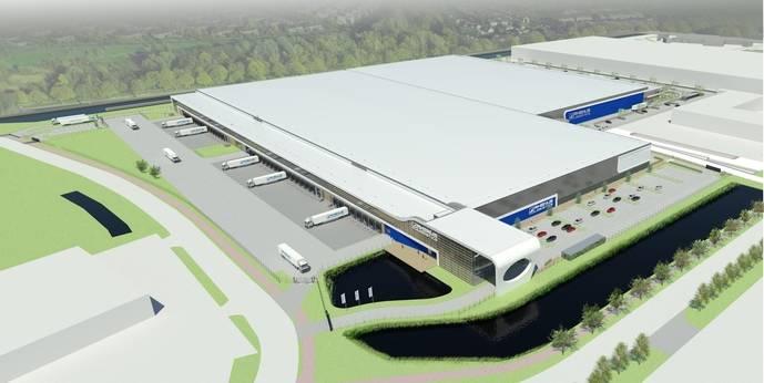 Rhenus inaugura un centro logístico en Eindhoven