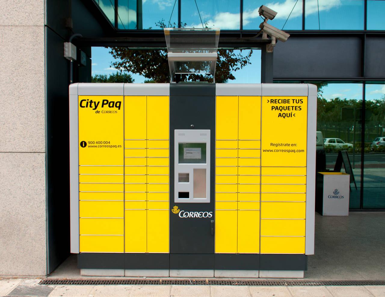 Correos instala citypaq en empark pionero de parkings en espa a nexotrans - Horario oficina correos madrid ...