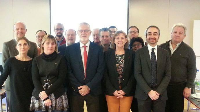 Julio Villaescusa es nombrado nuevo Presidente de la asociación europea UETR